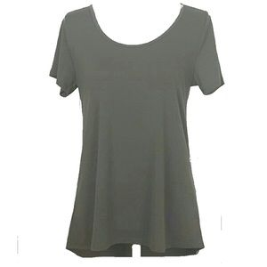 LuLaRoe Classic T slate gray